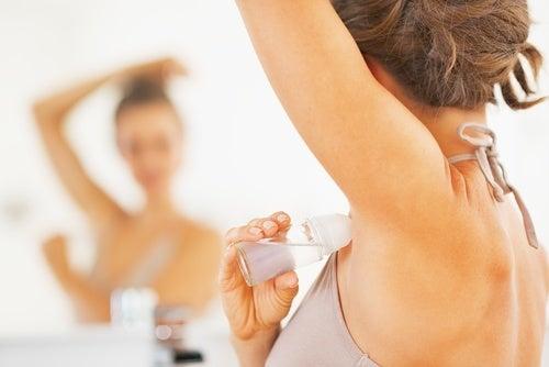 Дезодорант и как предотвратить рак