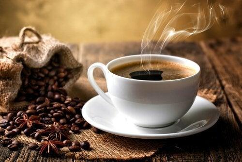 Кожа лица и кофе