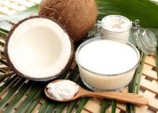 Кокосовое масло полезно для пищеварения