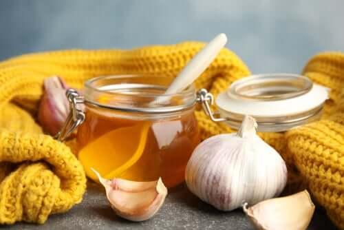 Рецепт здоровья: чеснок и мед натощак в течение 7 дней