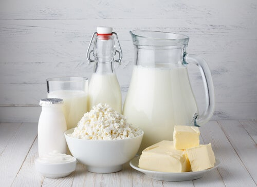 Серотонин и молоко