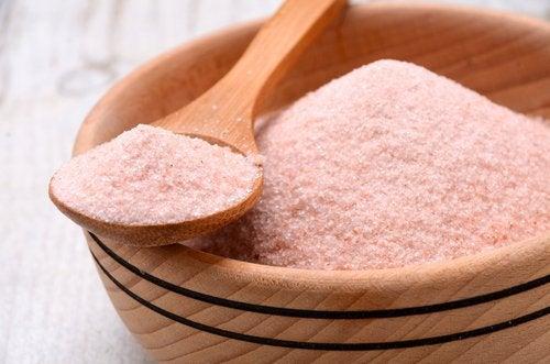 Гималайская соль при лечении мигрени