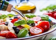 Диета и салат