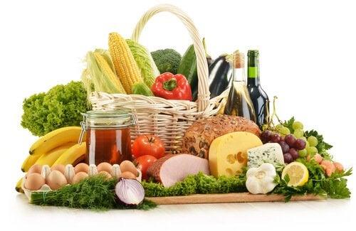 Варикоз и питание