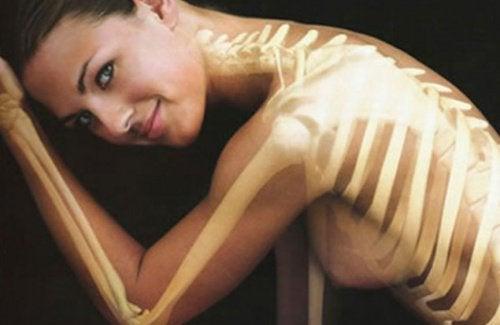 Польза манго и здоровый скелет