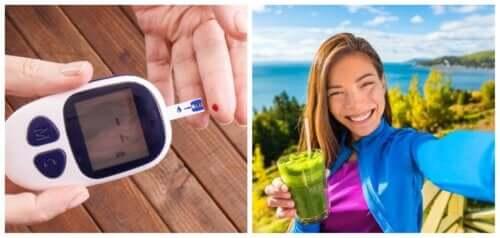 5 смузи, которые помогут регулировать уровень сахара в крови