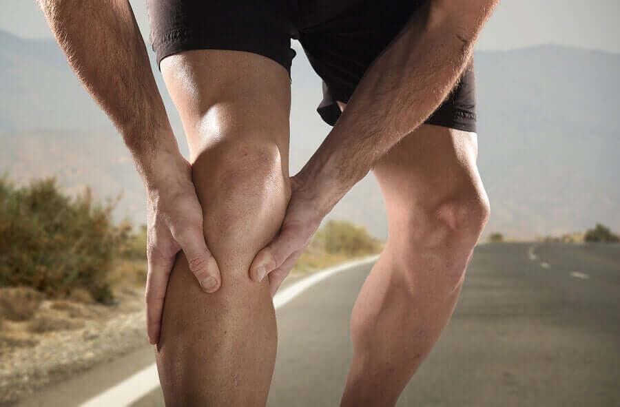 Спазмы в мышцах