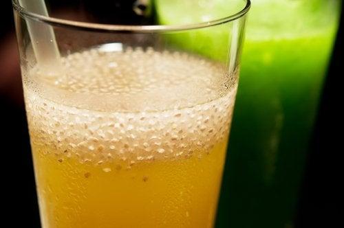Лимон позволяет сбросить вес
