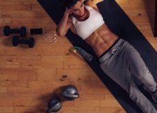 Упражнения на пресс и лишний вес