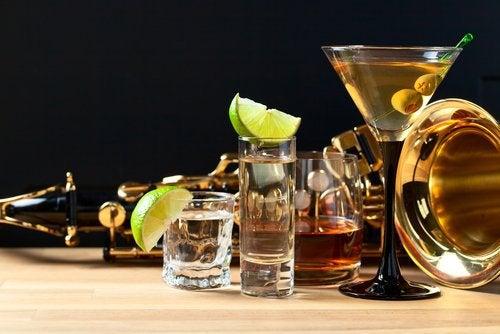 Алкоголь не позволяет жить дольше