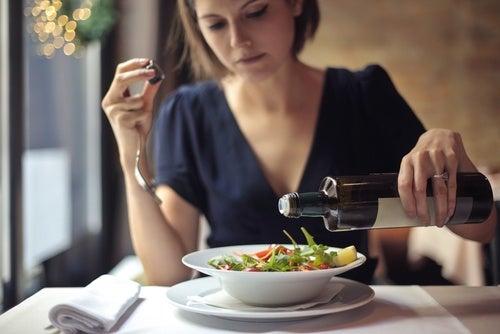 Несбалансированная диета и дефицит магния