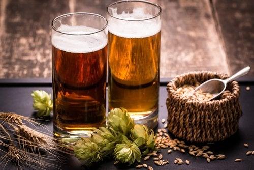 Пиво предотвращает болезни