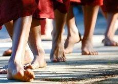 Медитация во время прогулки избавит тебя от негативных эмоций