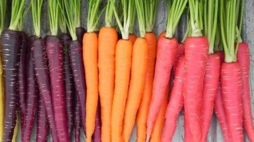Морковь поможет позаботиться о печени