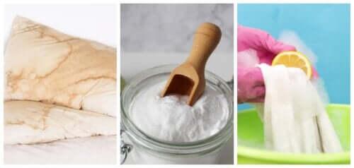 Отбеливаем подушки и матрасы с помощью домашних рецептов!