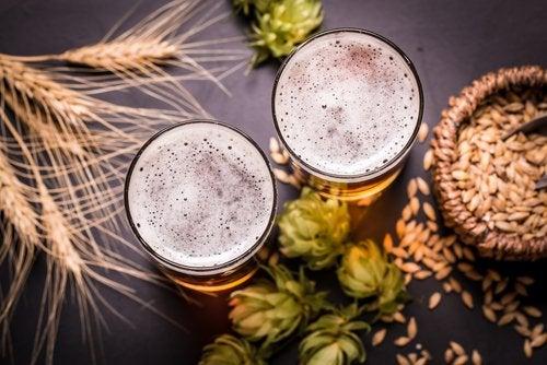 Пиво в умеренных количествах очень полезно для здоровья