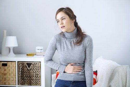 Расстройство желудка и повышенный холестерин