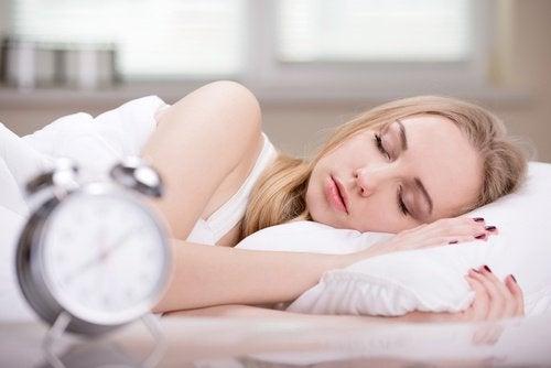 Как не набрать вес во сне