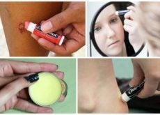 Бальзам для губ и его альтернативное использование