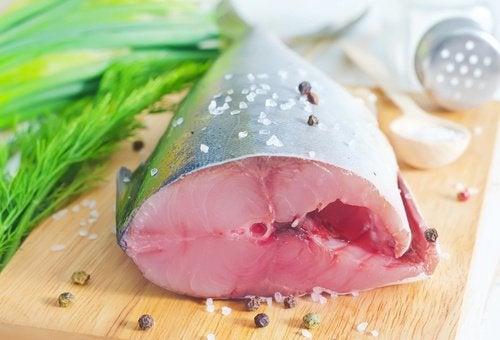 Голубая рыба чтобы снизить уровень триглицеридов