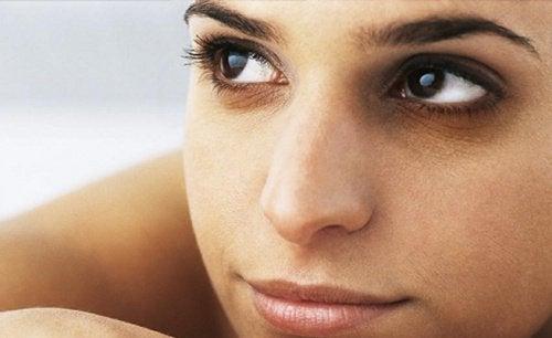 Уход за кожей и мешки под глазами