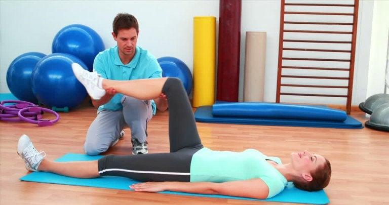 Ревматоидный артрит и физкультура