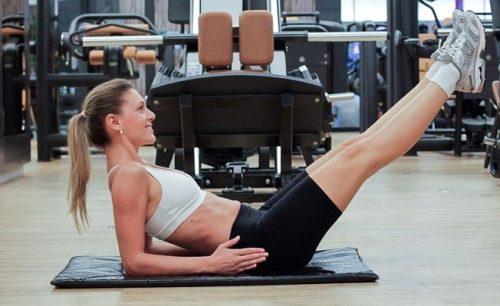 Поддерживать себя в форме и улучшить осанку