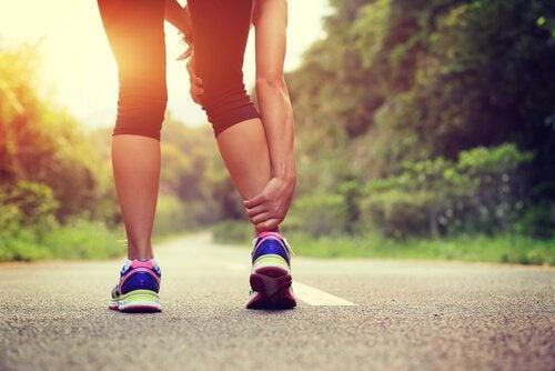 Сокращение мышечной массы и обезвоживание организма