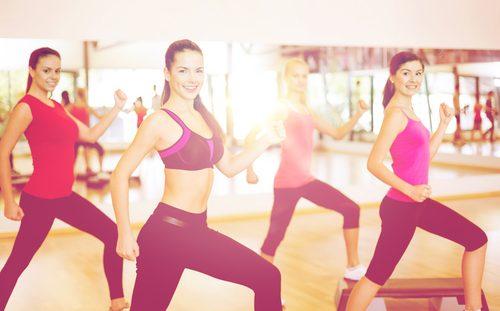 Вздутие живота и упражнения