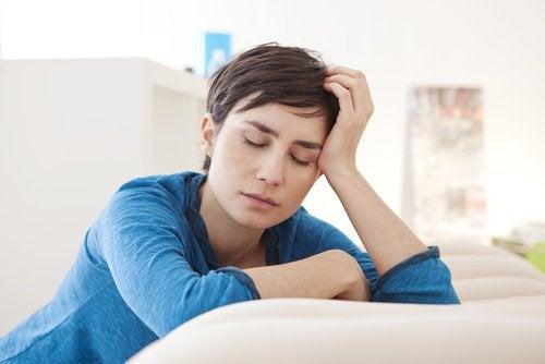 Чувство усталости и обезвоживание организма