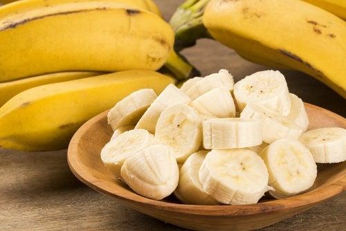 Бананы и физические упражнения