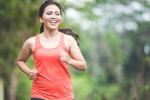 Делать упражнения и мозг