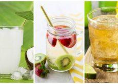 Очищай свой организм и сбрасывай вес с помощью этих пяти напитков