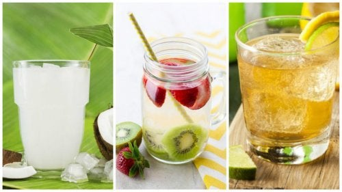 Детокс-напитки: 5 рецептов для очищения организма и снижения веса
