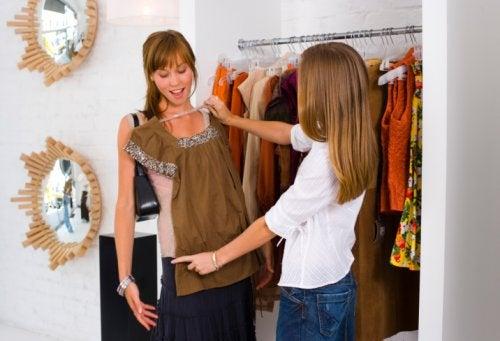 Одежда и правильные фразы