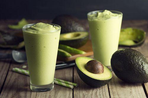 Коктейль из авокадо, который поможет похудеть и набрать мышечную массу