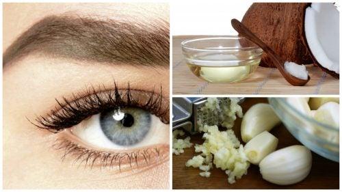 7 натуральных средств, которые помогут сделать брови густыми и красивыми