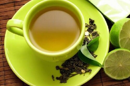 Правильное питание и зеленый чай