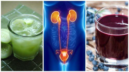 5 целебных напитков, которые лечат инфекции мочевыводящих путей