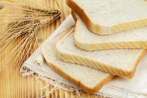 Высокое кровяное давление и хлеб