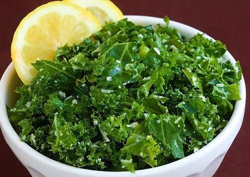 Правильное питание и зеленые овощи