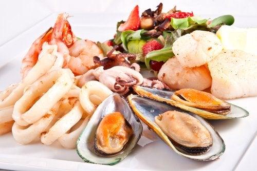 Морепродукты и почечнокаменная болезнь