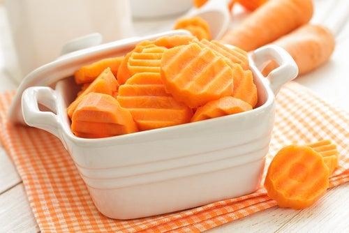 Морковь и артроз