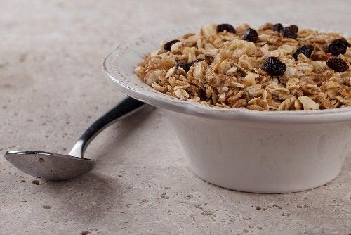Овсянка и холестерин