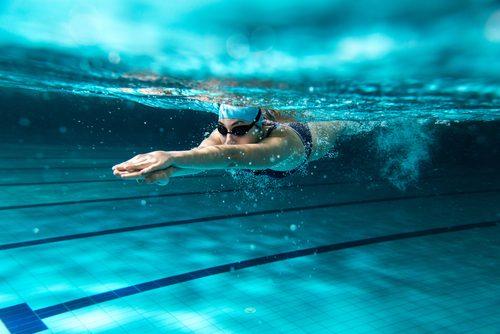 Задержка жидкости и занятия плаванием