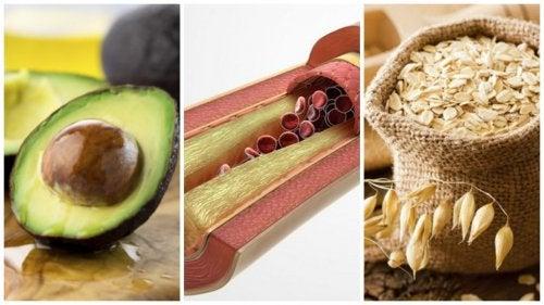 8 продуктов, которые помогут снизить уровень триглицеридов