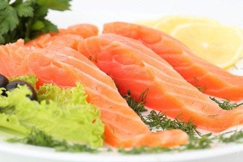 Рыба и артроз