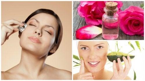 Упругая и подтянутая кожа лица: 6 рекомендаций