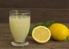 Лимонный сок и правильное питание