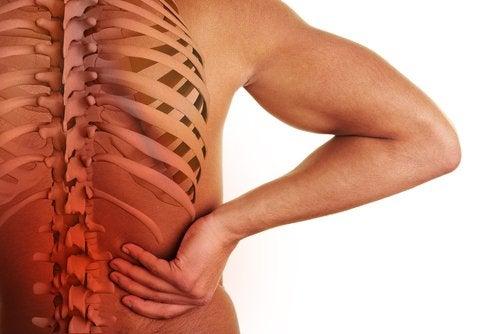 Боль в спине и грыжа межпозвоночного диска